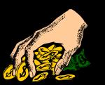 money-grabber