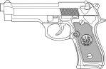 %22the everyday death penalty%22 Anonymous-9mm-pistol