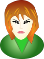 %22the chauvinist was okay%22 clipart-face-256x256-7aaf