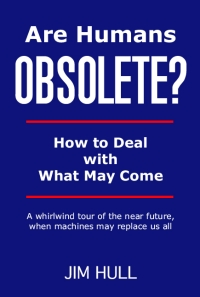 book ARE HUMANS OBSOLETE?