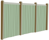 """science or politics"" Wood Fence.png"