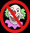humor or bullying noclowns-modern